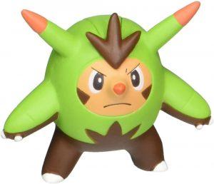 Figura de Quilladin de Takara Tomy - Figuras coleccionables de Quilladin de Pokemon
