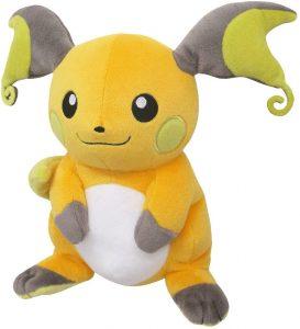 Figura de Raichu de Peluche - Figuras coleccionables de Raichu de Pokemon