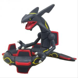 Figura de Rayquaza Shiny de Takara Tomy - Figuras coleccionables de Rayquaza de Pokemon