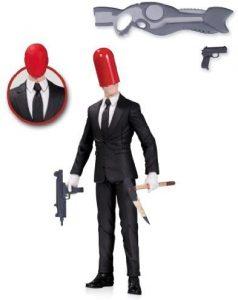 Figura de Red Hood clásico de DC Collectibles - Figuras coleccionables de Red Hood de Batman