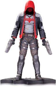 Figura de Red Hood de Arkham Knight de DC Comics - Figuras coleccionables de Red Hood de Batman