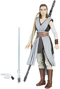 Figura de Rey Jedi Training de Hasbro - Figuras coleccionables de Rey de Star Wars