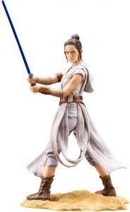 Figura de Rey de Kotobukiya - Figuras coleccionables de Rey de Star Wars