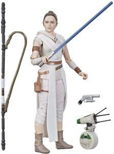 Figura de Rey y D-O de Black Series de Hasbro - Figuras coleccionables de Rey de Star Wars