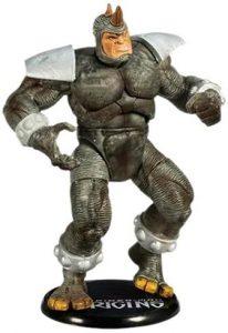 Figura de Rhino Origins de Hasbro - Figuras coleccionables de Rhino