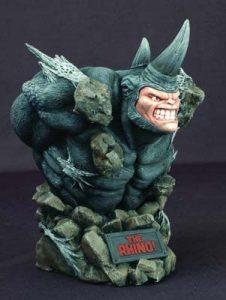 Figura de Rhino de Busto de Marvel - Figuras coleccionables de Rhino
