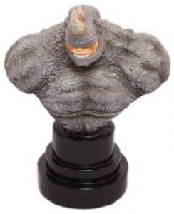 Figura de Rhino de Mini Bowen - Figuras coleccionables de Rhino