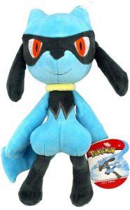 Figura de Riolu de Peluche 2 - Figuras coleccionables de Riolu de Pokemon