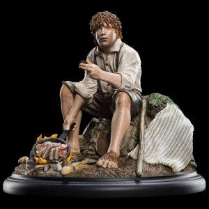 Figura de Sam Premium de Weta Collectibles - Figuras coleccionables de Sam del Señor de los anillos