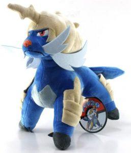 Figura de Samurott de Peluche - Figuras coleccionables de Samurott de Pokemon