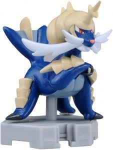 Figura de Samurott de Takara Tomy - Figuras coleccionables de Samurott de Pokemon