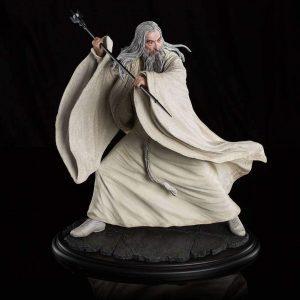 Figura de Saruman Premium de Weta Collectibles - Figuras coleccionables de Saruman del Señor de los anillos