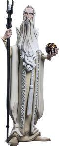 Figura de Saruman de Weta Collectibles - Figuras coleccionables de Saruman del Señor de los anillos