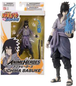 Figura de Sasuke Uchiha de Naruto de Bandai - Figuras coleccionables de Sasuke Uchiha