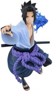 Figura de Sasuke Uchiha de Naruto de Banpresto 3 - Figuras coleccionables de Sasuke Uchiha