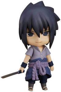 Figura de Sasuke Uchiha de Naruto de Good Smile Company - Figuras coleccionables de Sasuke Uchiha
