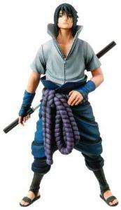 Figura de Sasuke Uchiha de Naruto de Toynami 2 - Figuras coleccionables de Sasuke Uchiha