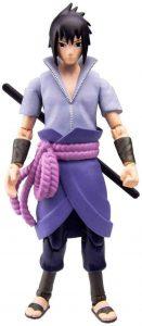 Figura de Sasuke Uchiha de Naruto de Toynami - Figuras coleccionables de Sasuke Uchiha