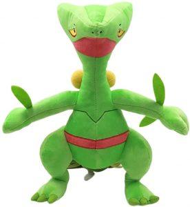 Figura de Sceptile de Peluche - Figuras coleccionables de Sceptile de Pokemon