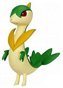 Figura de Servine de Jakks Pacific - Figuras coleccionables de Servine de Pokemon