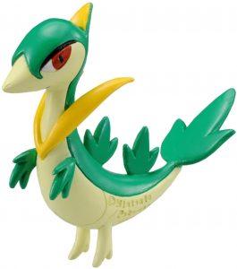 Figura de Servine de Takara Tomy - Figuras coleccionables de Servine de Pokemon