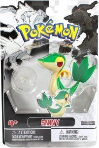 Figura de Snivy de Jakks Pacific - Figuras coleccionables de Snivy de Pokemon