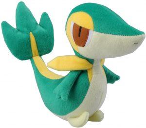 Figura de Snivy de Peluche - Figuras coleccionables de Snivy de Pokemon