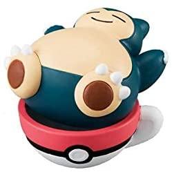 Figura de Snorlax de Bandai - Figuras coleccionables de Snorlax de Pokemon