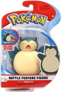 Figura de Snorlax de Pokemon Battle - Figuras coleccionables de Snorlax de Pokemon