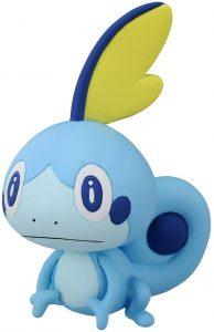 Figura de Sobble de Takara Tomy - Figuras coleccionables de Sobble de Pokemon