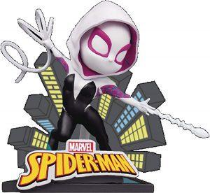 Figura de Spider Gwen de Beast Kingdom - Figuras coleccionables de Spider-Gwen