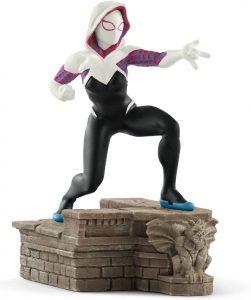 Figura de Spider Gwen de Schleich - Figuras coleccionables de Spider-Gwen