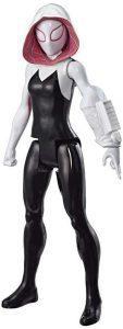 Figura de Spider Gwen de Titan Hero Series - Figuras coleccionables de Spider-Gwen