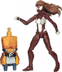 Figura de Spider Woman de Toy Zany - Figuras coleccionables de Spiderwoman