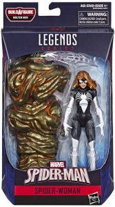 Figura de Spider woman de Marvel Legends Infinite Legends- Figuras coleccionables de Spiderwoman