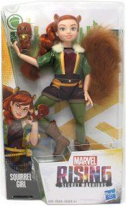 Figura de Squirrel Girl de Hasbro - Figuras coleccionables de Squirrel Girl