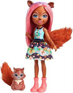 Figura de Squirrel Girl de Mattel - Figuras coleccionables de Squirrel Girl