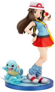 Figura de Squirtle con Green de Kotobukiya - Figuras coleccionables de Blastoise de Pokemon