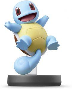 Figura de Squirtle de Amiibo - Figuras coleccionables de Blastoise de Pokemon