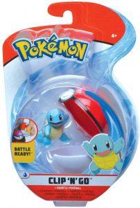 Figura de Squirtle de Pokemon Battle - Figuras coleccionables de Squirtle de Pokemon