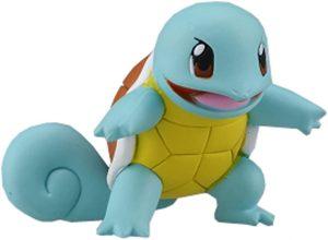 Figura de Squirtle de Takara Tomy - Figuras coleccionables de Blastoise de Pokemon