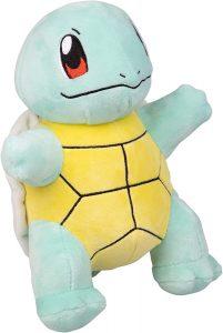 Figura de Squirtle de peluche - Figuras coleccionables de Blastoise de Pokemon