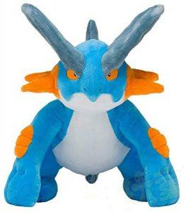 Figura de Swampert de Peluche - Figuras coleccionables de Swampert de Pokemon