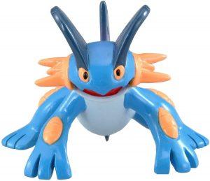 Figura de Swampert de Takara Tomy - Figuras coleccionables de Swampert de Pokemon
