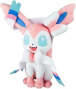 Figura de Sylveon de Peluche 2 - Figuras coleccionables de Eevee de Pokemon