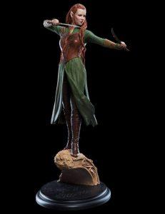 Figura de Tauriel de Weta Collectibles - Figuras coleccionables de Tauriel del Señor de los anillos