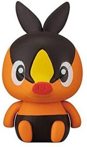 Figura de Tepig de Bandai - Figuras coleccionables de Tepig de Pokemon
