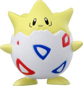 Figura de Togepi de Takara Tomy - Figuras coleccionables de Togepi de Pokemon