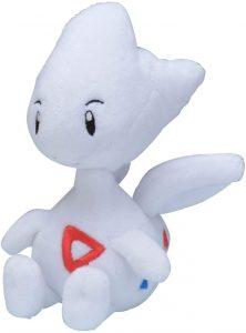 Figura de Togetic de Peluche - Figuras coleccionables de Togetic de Pokemon