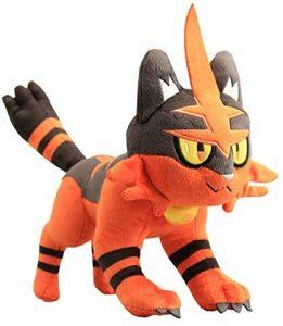 Figura de Torracat de Peluche - Figuras coleccionables de Torracat de Pokemon